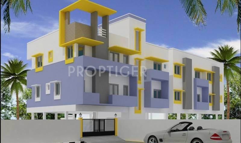 Images for Elevation of BB Iyyappa Nagar