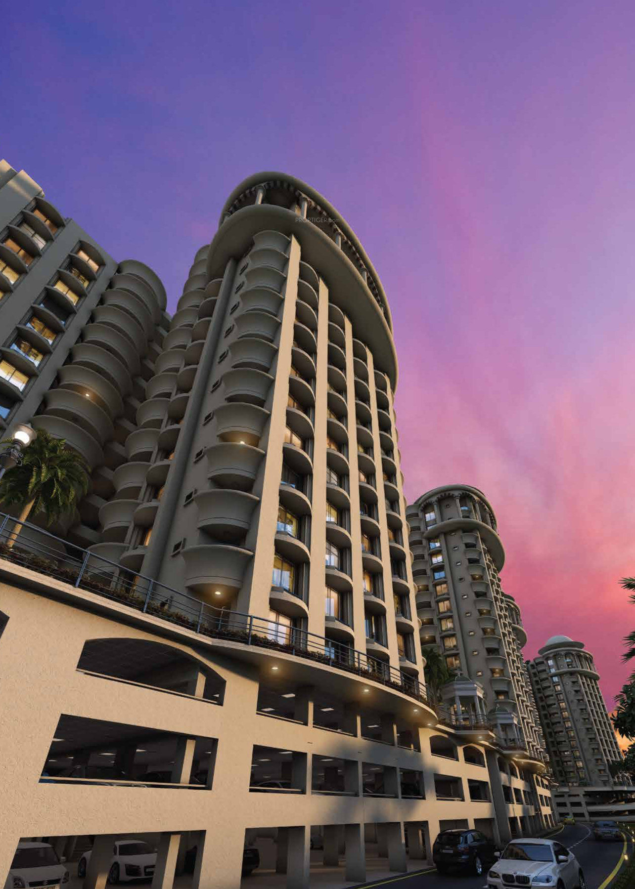 1890 Sq Ft 3 Bhk 3t Apartment For Sale In Paras Lifestyles