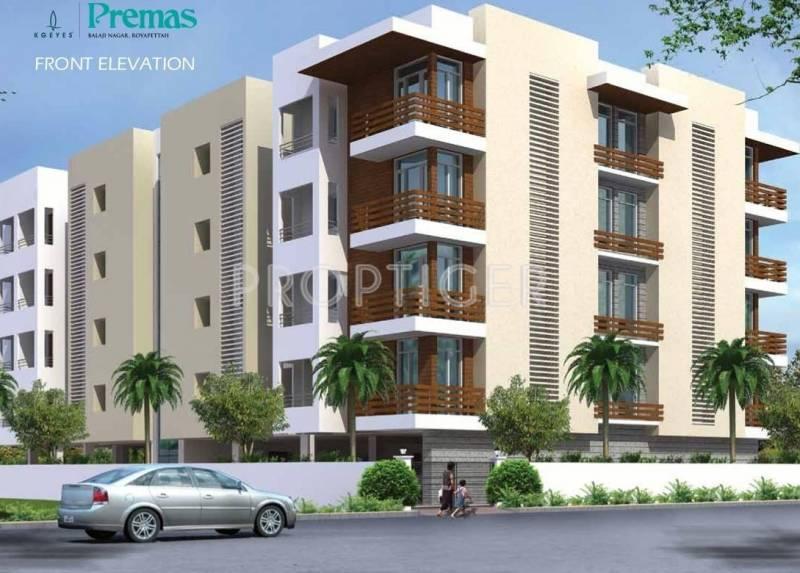 Images for Elevation of Kgeyes Residency Kgeyes Premas
