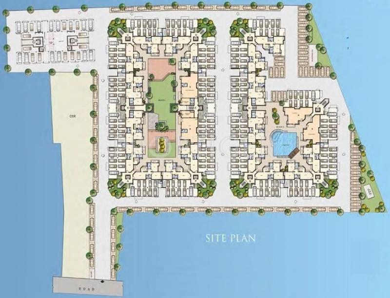 Images for Site Plan of Navin Jayaram Gardens