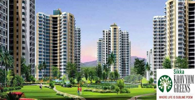 Images for Elevation of Sikka Kaavyam Greens