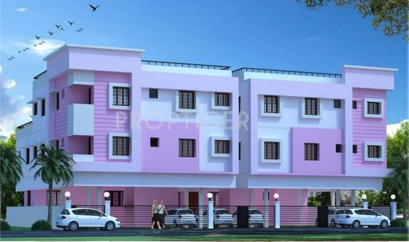Images for Elevation of Dhanam Lily Court