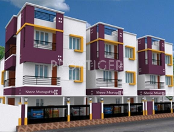 Images for Elevation of Shree Shree Muruga Flats