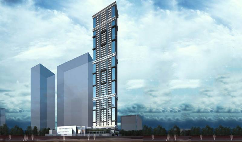Images for Elevation of Sumer Trinity Vertical
