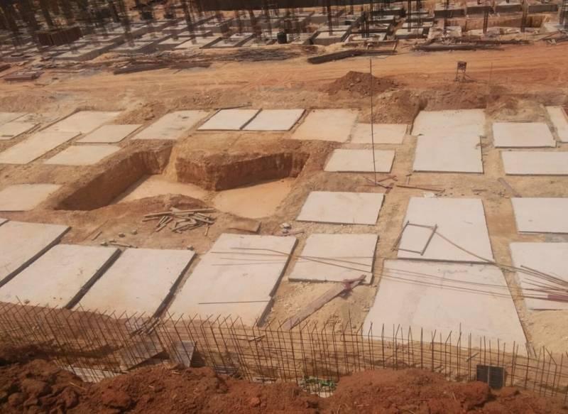 Images for Construction Status of Arvind Skylands