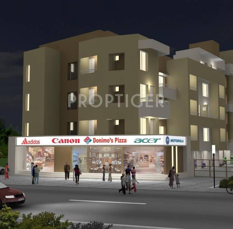 Apartment Realtors: 550 Sq Ft 1 BHK 1T Apartment For Sale In Rythme Realtors