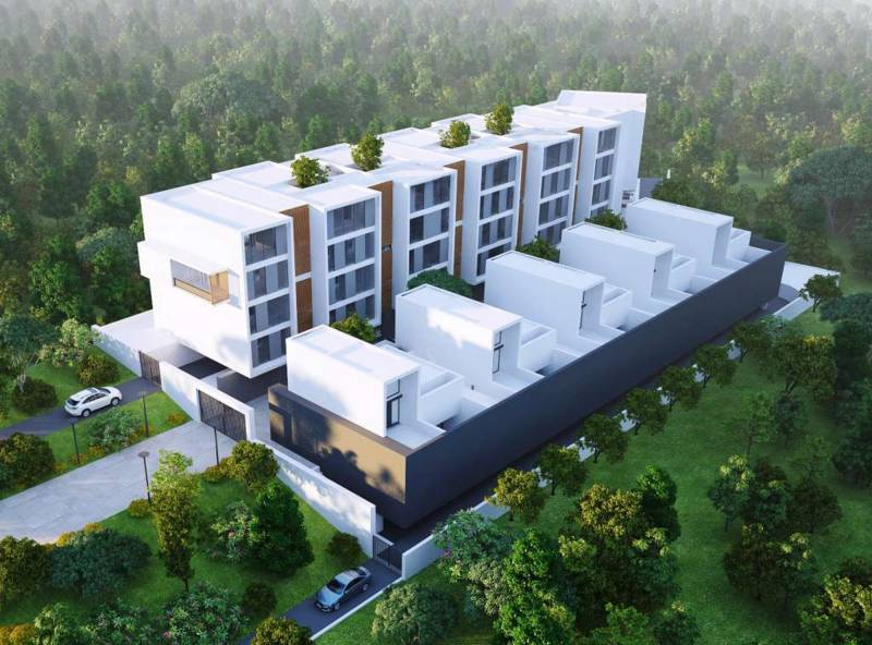 the-palms-socorro-villas Images for Elevation of Virani The Palms Socorro Villas
