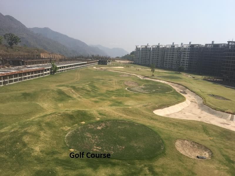 Pacific Golf Estate In Kulhan Dehradun Price Location