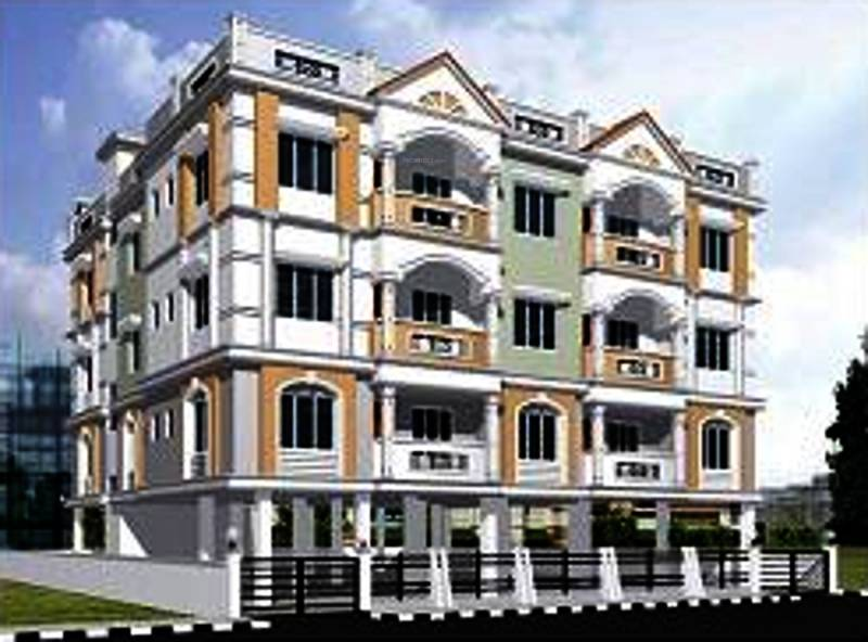 Images for Elevation of ML Balaji Appartment
