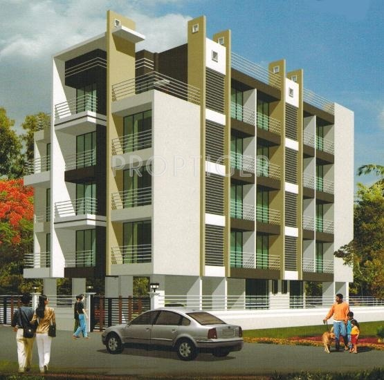 Images for Elevation of Vardhman Prangan