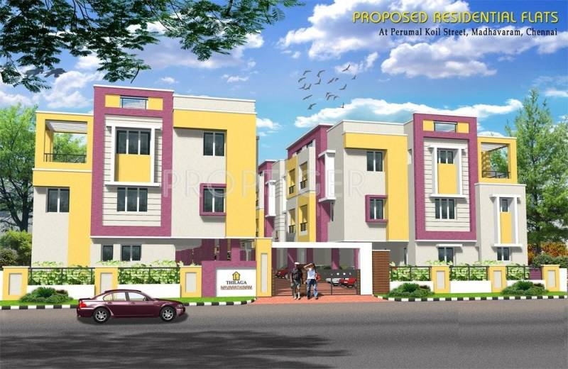 Images for Elevation of Thilaga Constructions Thilaga Navarathinam
