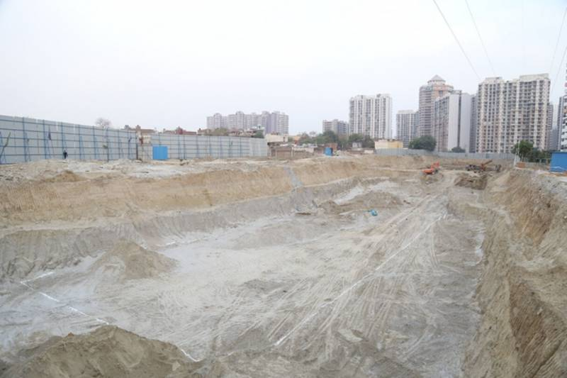 Images for Construction Status of Mahagun Montage