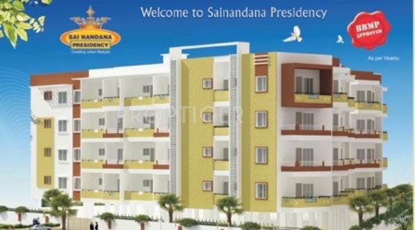 Sai Nandana Developers Presidency