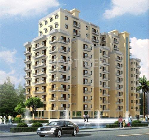 1144 Sq Ft 2 BHK 2T Apartment For Sale In Quantum