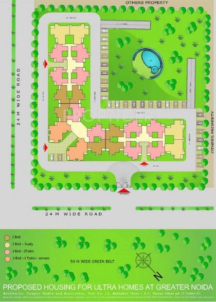 Images for Layout Plan of Amrapali Castle
