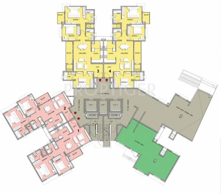 Images for Cluster Plan of Prestige Lakeside Habitat