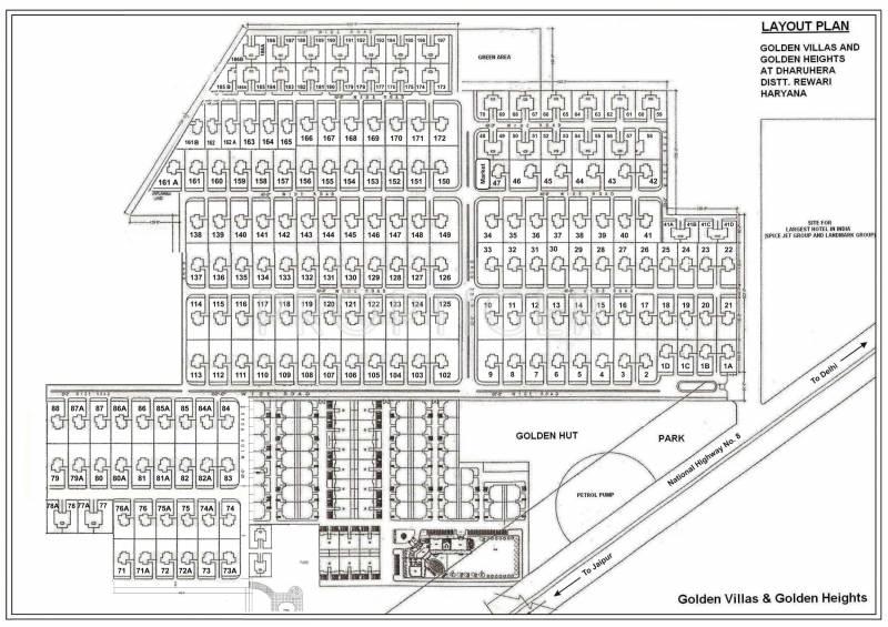 golden-villa Images for Site Plan of Landmark Golden Villa