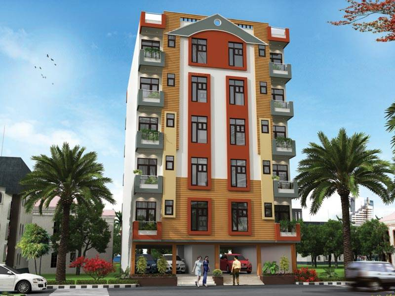 Images for Elevation of Satyam SBI Residency 11