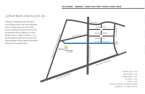 seven-heaven Location Plan