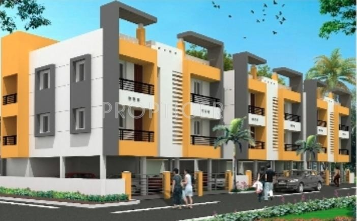 Images for Elevation of Global Ramchandra Enclave