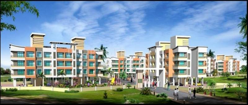 piccadilly-green-city Images for Elevation of Space India Builders and Developers Piccadilly Green City