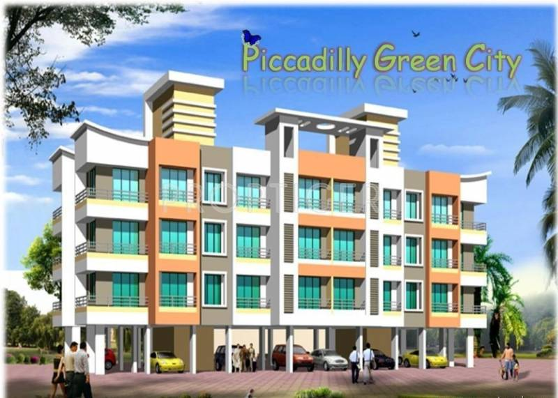 Images for Elevation of Space India Builders and Developers Piccadilly Green City