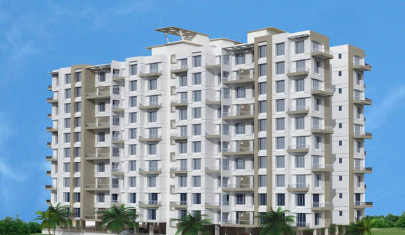Images for Elevation of Bhojwani Homes Jasmine