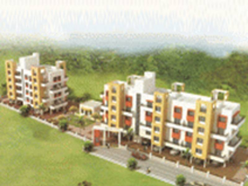 Images for Elevation of Dugad Group Heaven Park