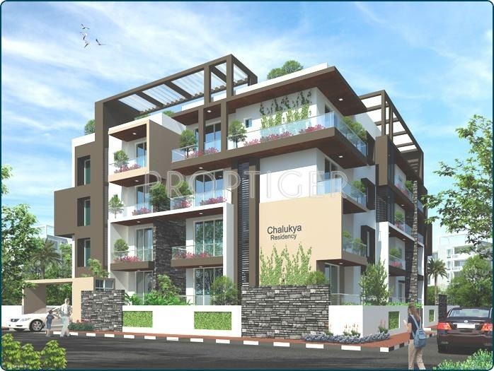 Images for Elevation of Chalukya Residency