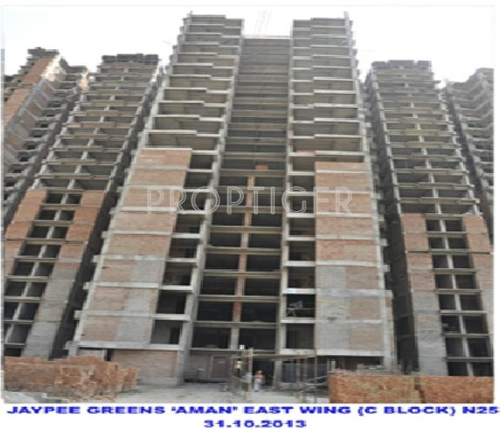 Images for Construction Status of Jaypee Aman 2