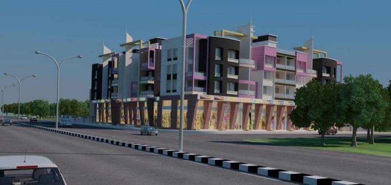 Images for Elevation of Aaiji Aura City