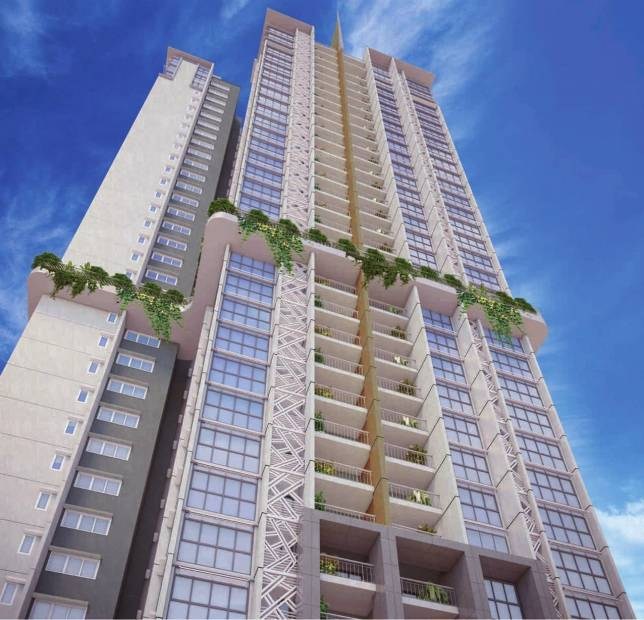 Images for Elevation of Shapoorji Pallonji Parkwest Phase 2