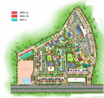 mywoods-phase-2 Layout Plan