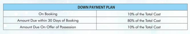 mywoods-phase-2 Down Payment
