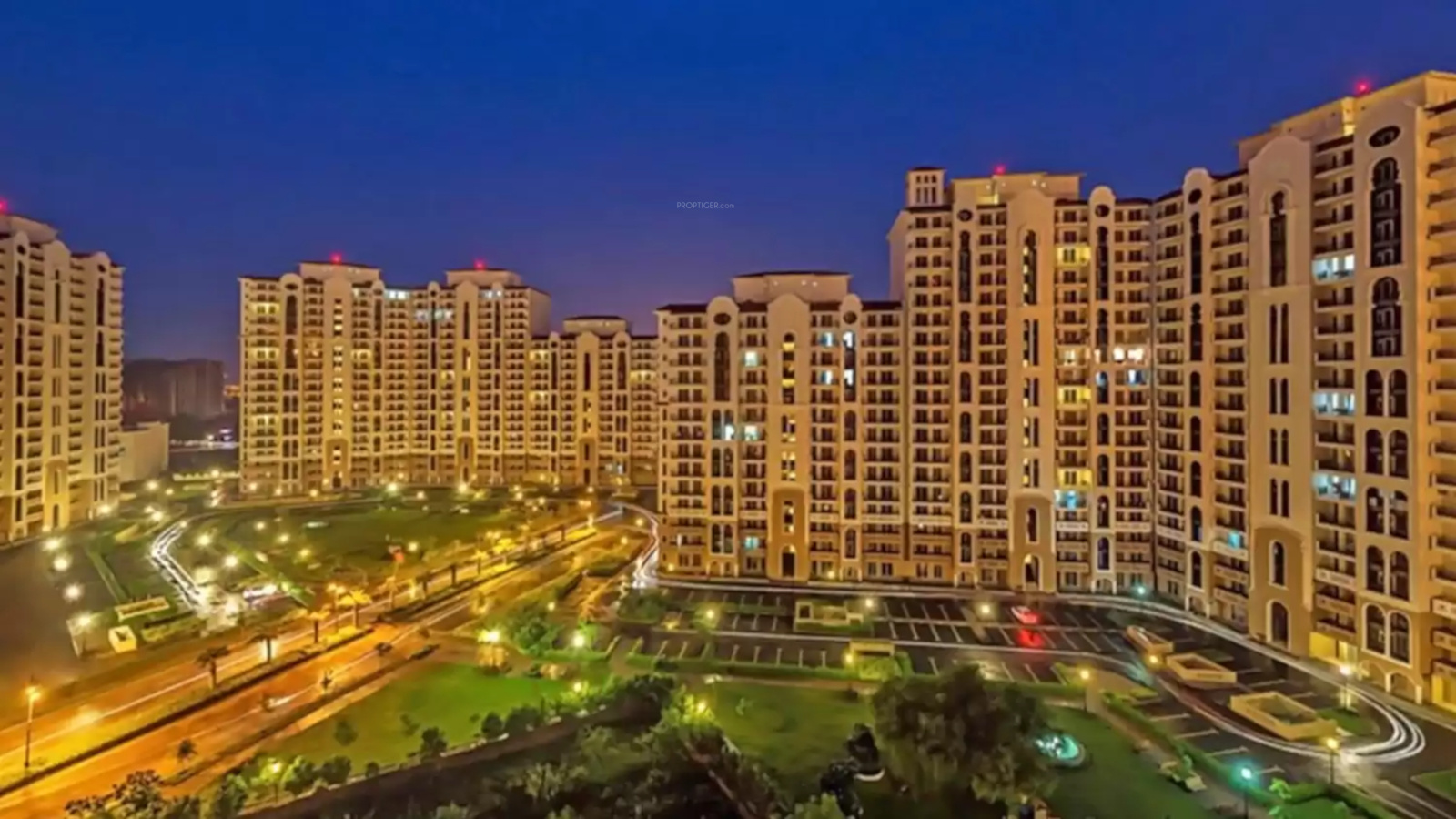Dlf New Town Heights 1 In Sector 90 Gurgaon Price Location Map Floor Plan Reviews Proptiger Com