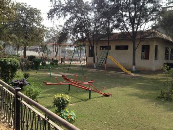 rosewood-city Children's play area
