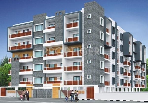 Images for Elevation of Arvind Sowparnika