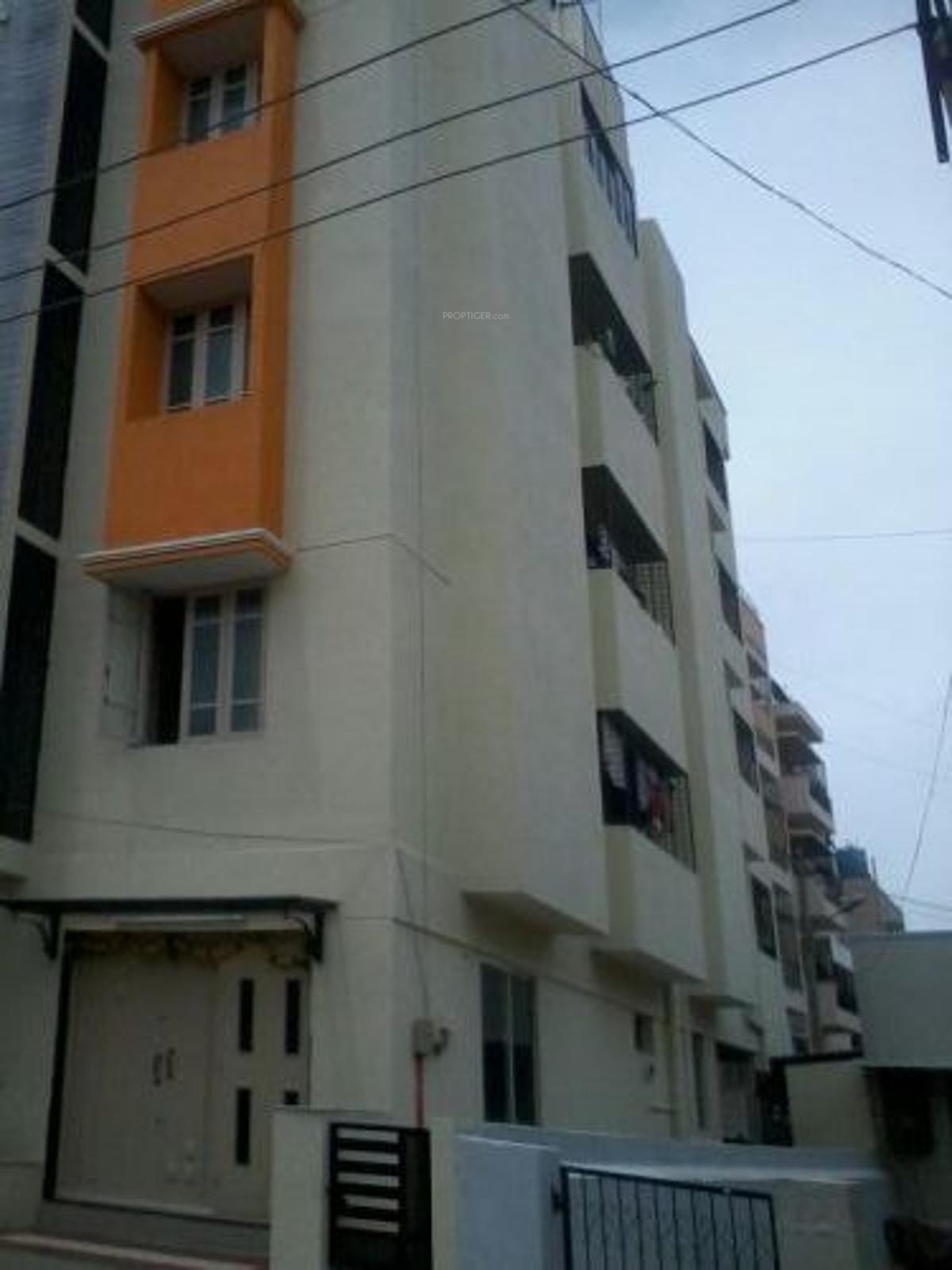 Haripriya Haripriya ApartmentsElevation