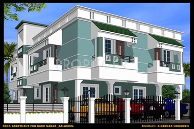 Images for Elevation of Sara Babu Nagar