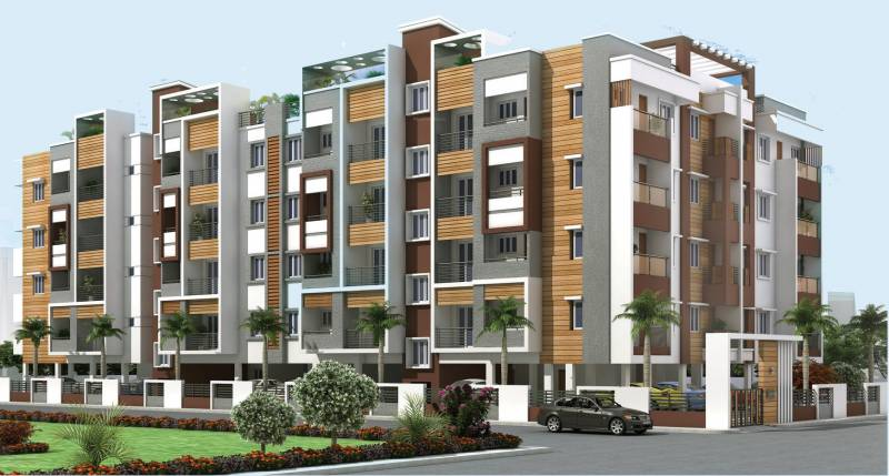 Images for Elevation of SBN Sree Bhoomi Neela Enclave