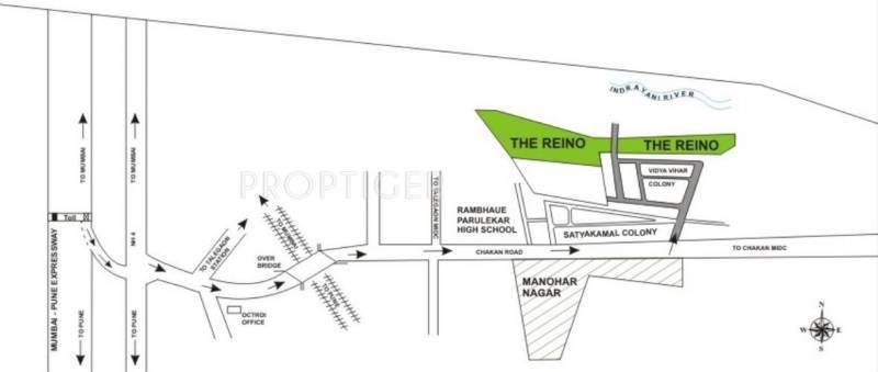 Images for Location Plan of Dipti Reino