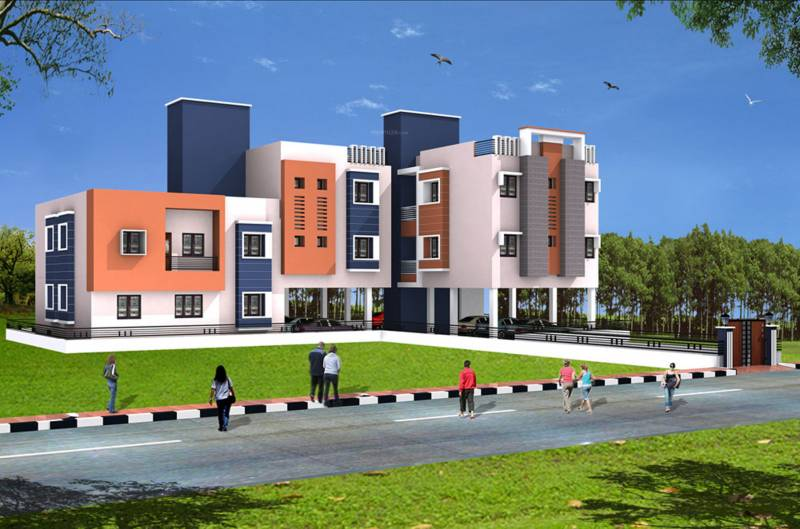 Images for Elevation of Diamond Nandhu