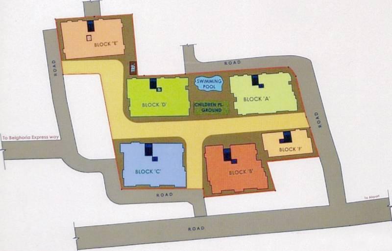 Images for Layout Plan of Somani Madhu Malancha