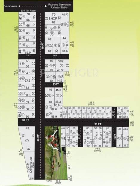 Images for Layout Plan of SM Sri Arunachala City