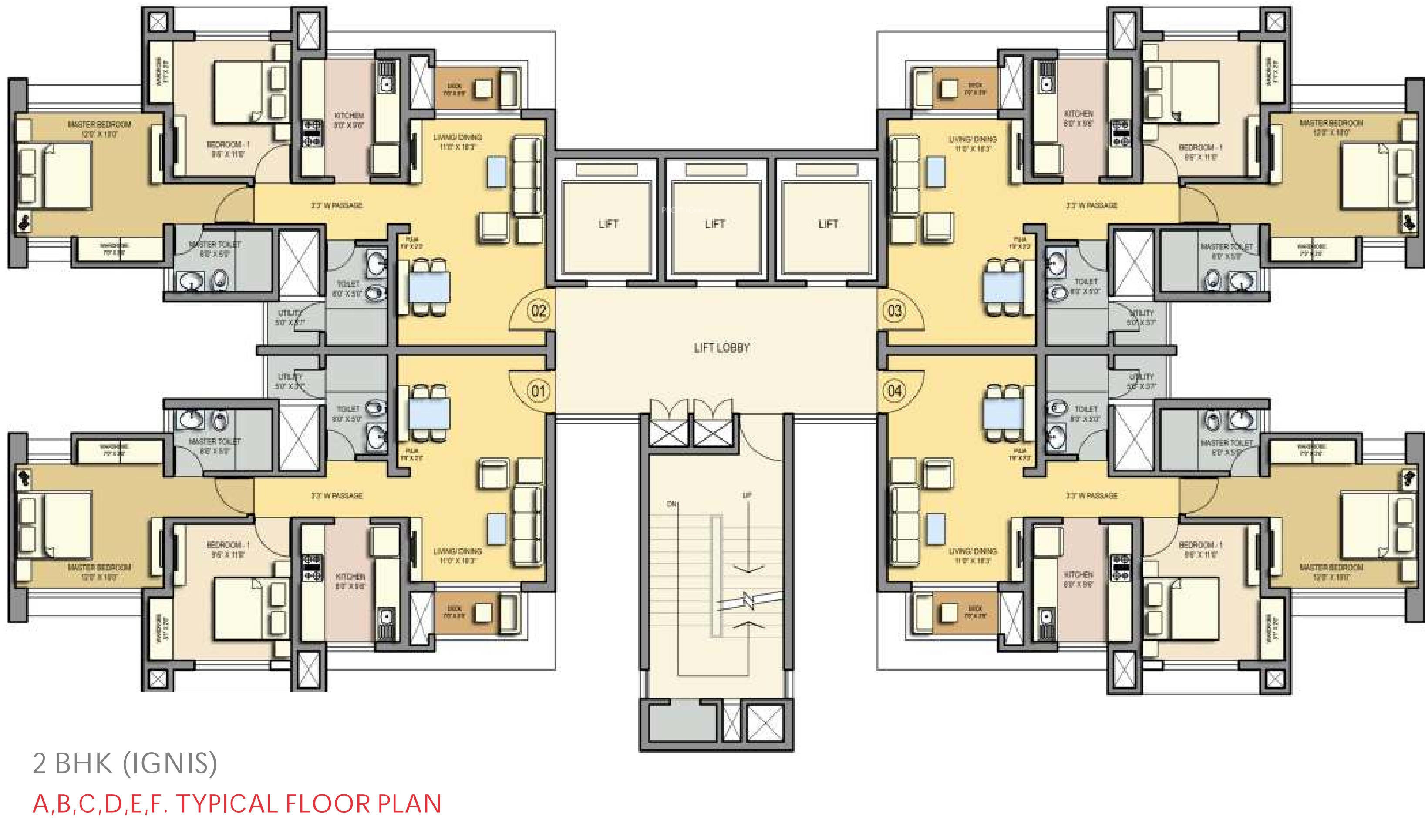 Lodha Tierra In Thane West Mumbai Price Location Map