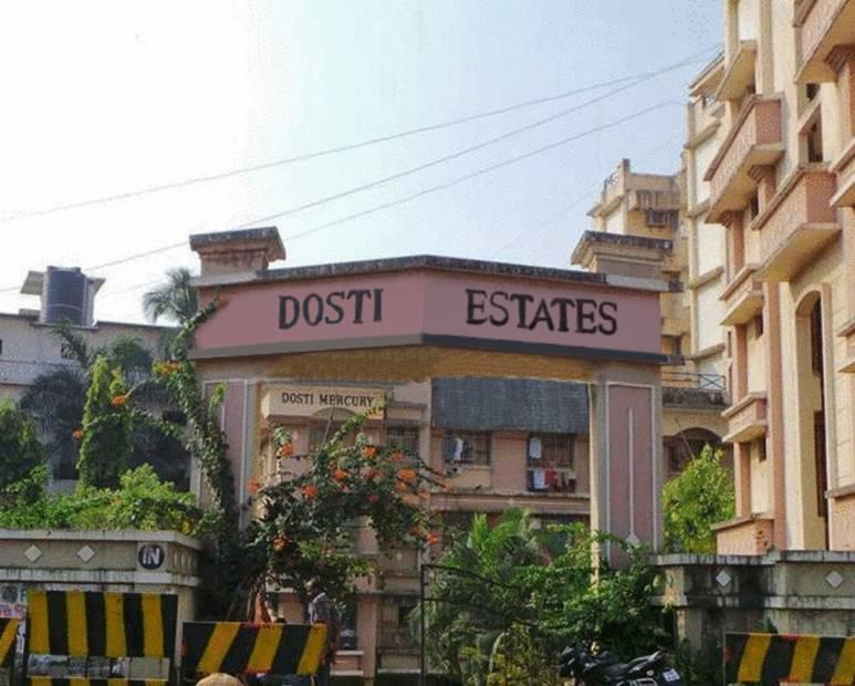estates Images for Elevation of Dosti Estates