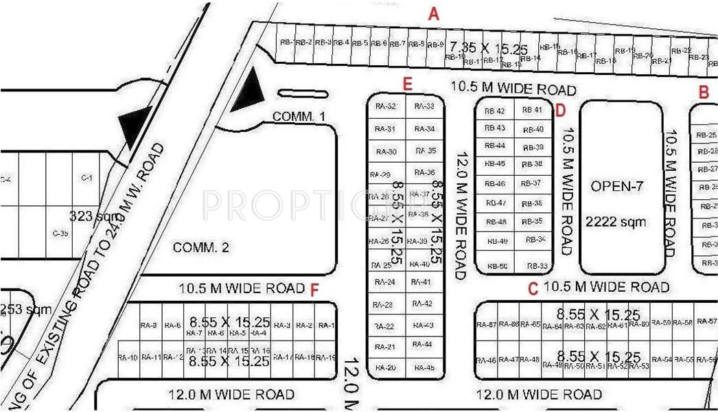 Dlf Garden City In Manglia Indore Price Location Map Floor Plan Reviews Proptiger Com