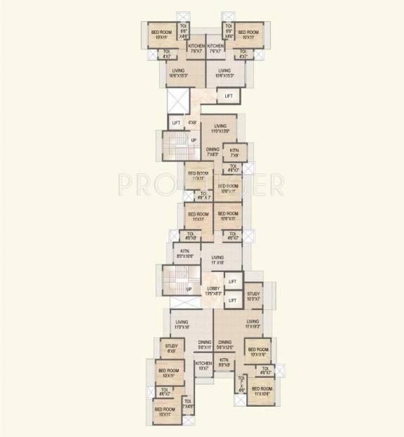 Images for Cluster Plan of Joy Shanti Jeevan