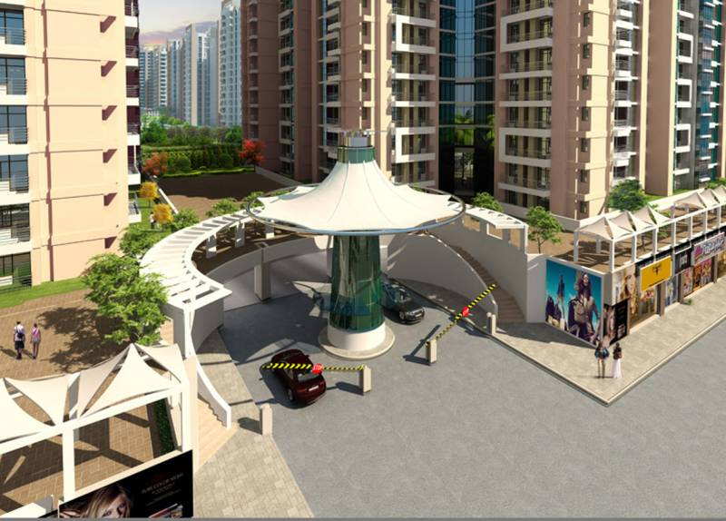 Images for Elevation of Amrapali Augusta Tower