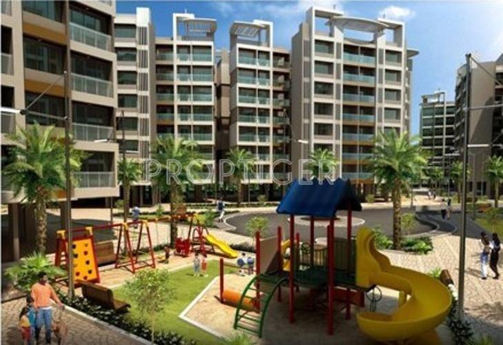 Images for Elevation of Morya Mandar Avenue F II